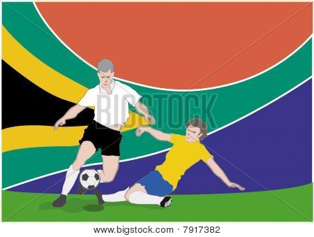 Football Sliding Tackle