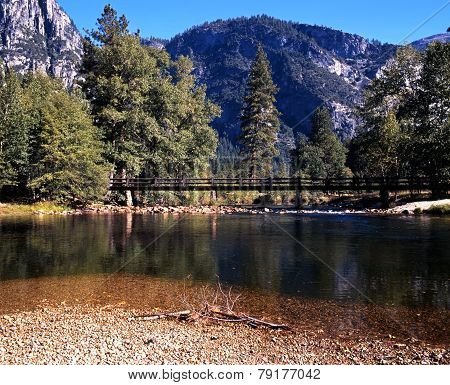 Merced River, Yosemite National Park.
