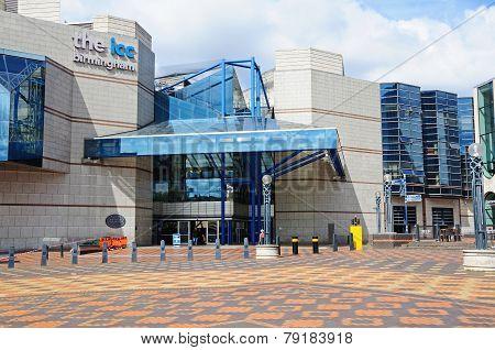 ICC, Birmingham.