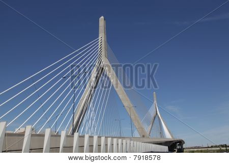 Zakim bridge Boston