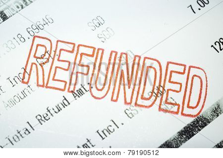 Refunded