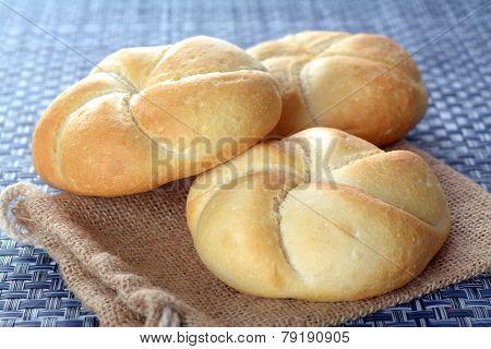 Kaiser Bread Rolls