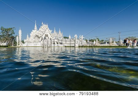 Wat Rong Khun A Most Famous White Temple