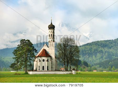 Little Church In The Countryside