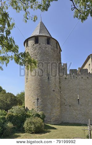 The Fortress Of Carcassonne