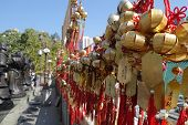 pic of sinful  - Buddhist Prosperity Bell in Wong Tai Sin Temple Hong Kong - JPG
