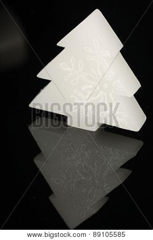 Christmas ornament - studio shot