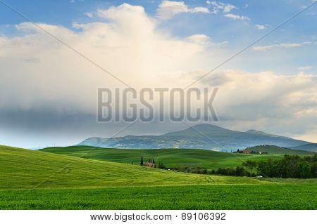 Tuscany landscape, Toscana, Italy