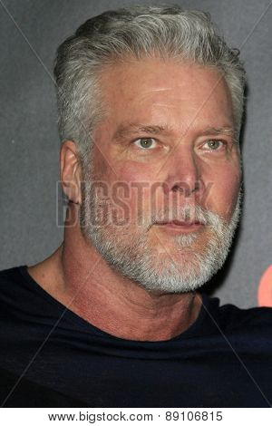 LAS VEGAS - APR 21:  Kevin Nash at the Warner Brothers 2015 Presentation at Cinemacon at the Caesars Palace on April 21, 2015 in Las Vegas, CA