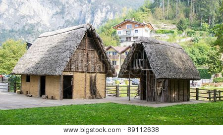 Paleolithic Pile-dwelling
