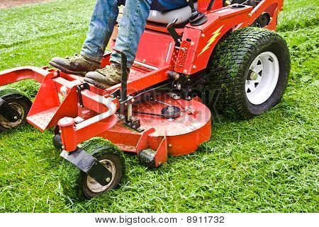 Lawn Care Riding Mower
