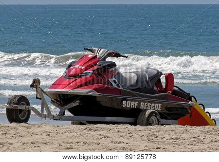 Lifeguard Rescue PWC