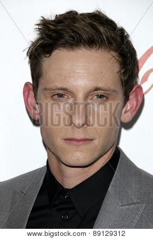 LAS VEGAS - APR 23:  Jamie Bell at the CinemaCon Big Screen Achievement Awards at the Caesars Palace on April 23, 2015 in Las Vegas, NV