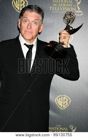 LOS ANGELES - APR 26:  Craig Ferguson at the 2015 Daytime Emmy Awards at the Warner Brothers Studio Lot on April 26, 2015 in Los Angeles, CA