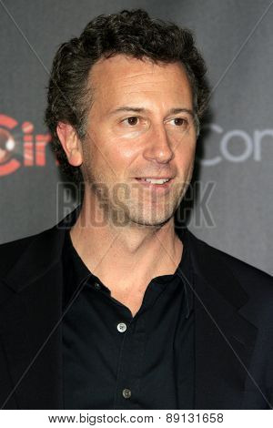 LAS VEGAS - APR 21:  Jonathan M. Goldstein at the Warner Brothers 2015 Presentation at Cinemacon at the Caesars Palace on April 21, 2015 in Las Vegas, CA