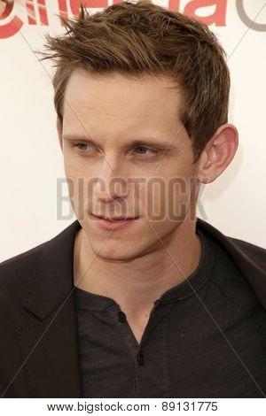 LAS VEGAS - APR 23:  Jamie Bell at the Twentieth Century Fox 2015 Presentation at Cinemacon at the Caesars Palace on April 23, 2015 in Las Vegas, CA