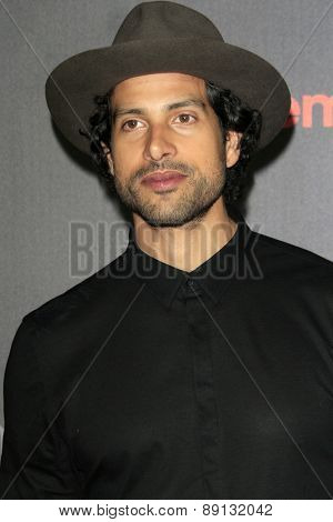 LAS VEGAS - APR 21:  Adam Rodriguez at the Warner Brothers 2015 Presentation at Cinemacon at the Caesars Palace on April 21, 2015 in Las Vegas, CA
