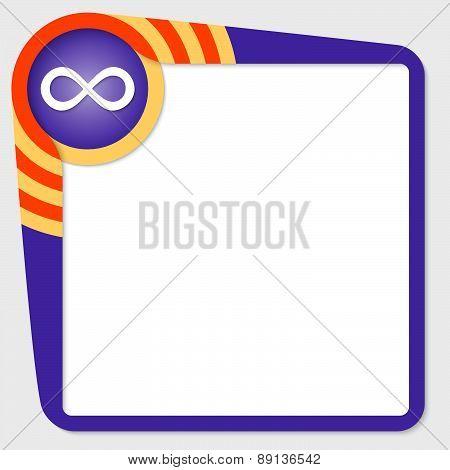 Dark Purple Box Frame