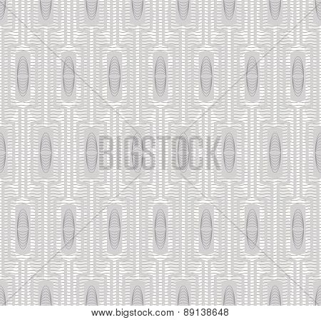 Elegant Abstract Seamless Pattern
