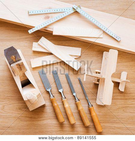 Wood Work.