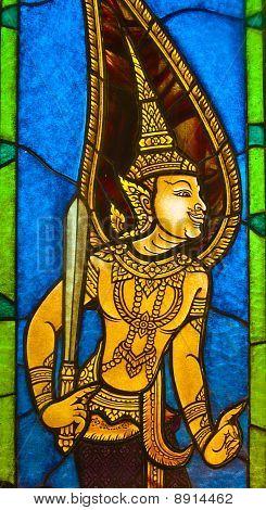 ancient art of Thailand