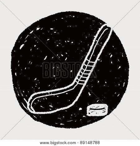Hockey Doodle