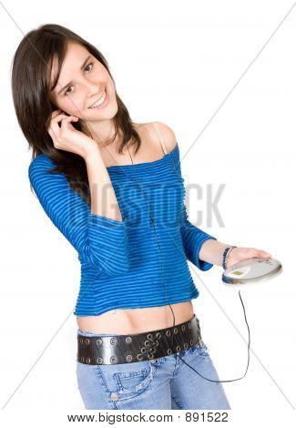 Listening To Mp3