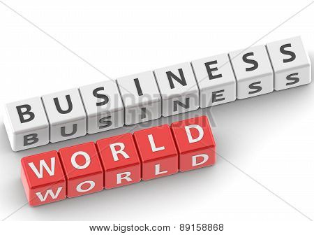 Buzzwords Business World