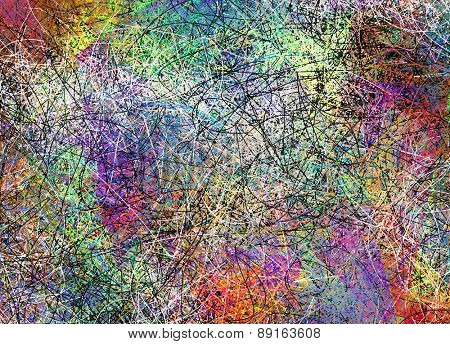 Abstract composed of many linear forms