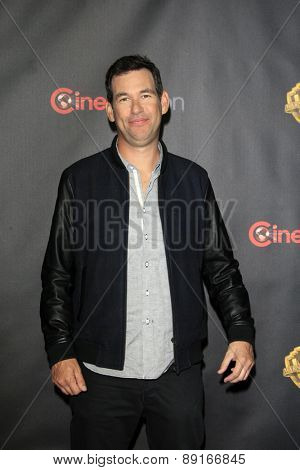 LAS VEGAS - APR 21:  Doug Ellin at the Warner Brothers 2015 Presentation at Cinemacon at the Caesars Palace on April 21, 2015 in Las Vegas, CA