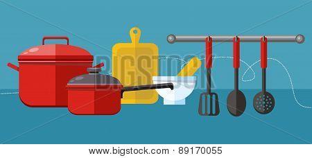 Cooking serve meals, food preparation elements