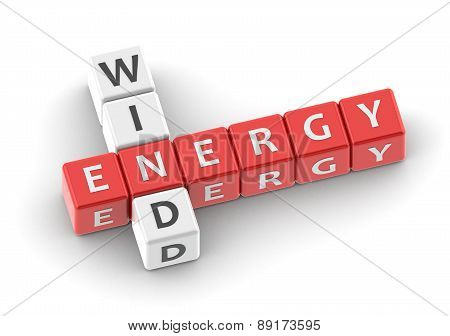 Buzzwords Wind Energy