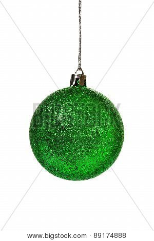 Green Christmas Tree Decoration
