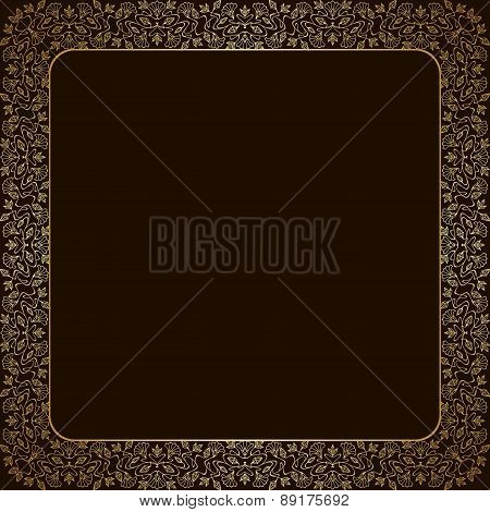 Vector Ornamental Background.