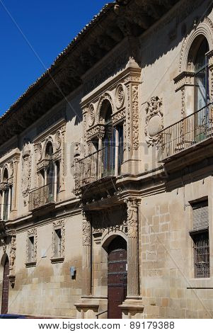 Baeza town hall.