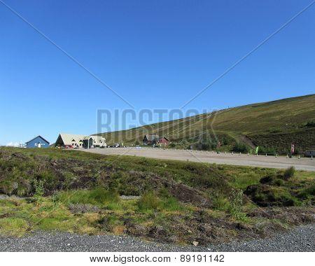 Lecht Ski Area, Scotland