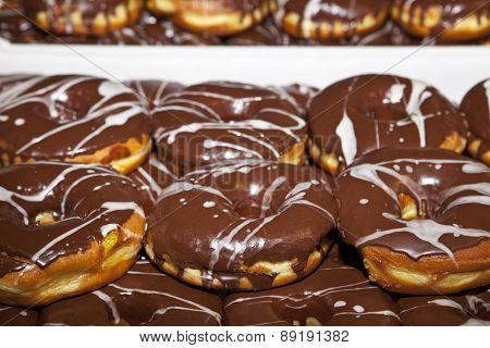 Black Portuguese Donuts