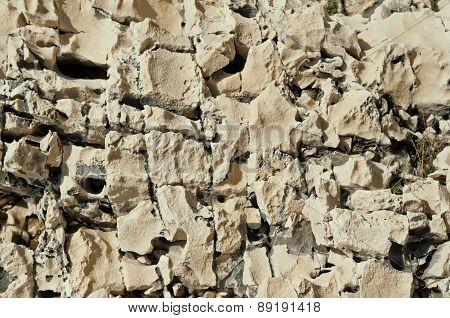 Eroded Dalmatian Limestone - 9133