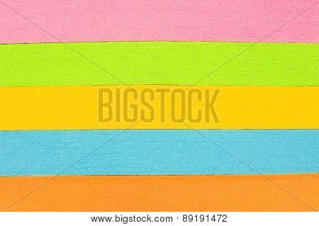 Colorful Layered Paper Background
