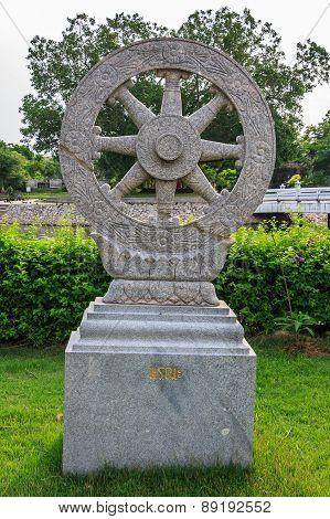 Wheel Of Dhamma