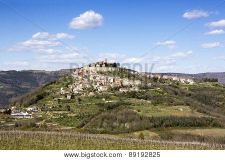 Motovun Old Town