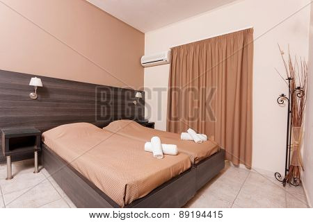 Room Of A Luxury Hotel