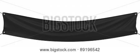 Black Banner Stretching