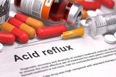 stock photo of syringe  - Acid Reflux  - JPG