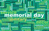 stock photo of fallen  - Memorial Day and Remembering Our Fallen Soldiers - JPG