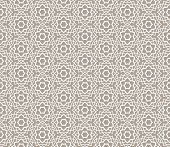 image of arabic  - Ornamental Arabic Seamless Pattern or Moroccan background - JPG