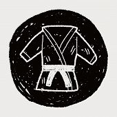 image of karate kid  - Karate Doodle - JPG