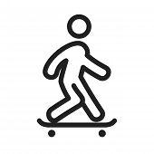 pic of skate board  - Skateboard - JPG