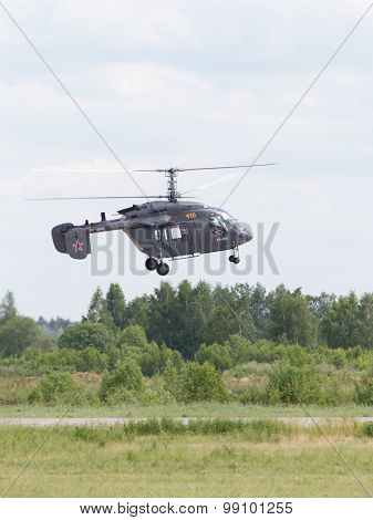 Small Ka-226 Russian Air Force