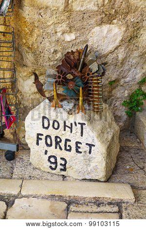 War Memorial, Mostar